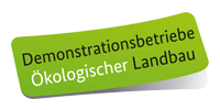 Ökolandbau-Demonstrationsbetriebe-Logo